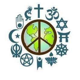 all cultures together for peace in the world