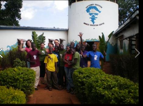 volunteering, community work, Uganda